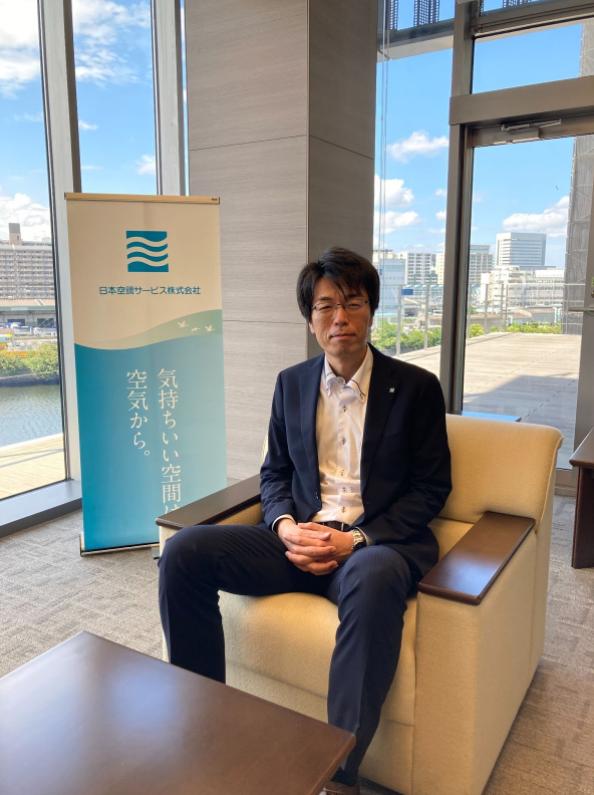 日本空調サービス インタビュー